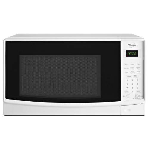Whirlpool Canada - Whirlpool® 0.7 cu. ft. Countertop Microwave with Electronic Touch Controls