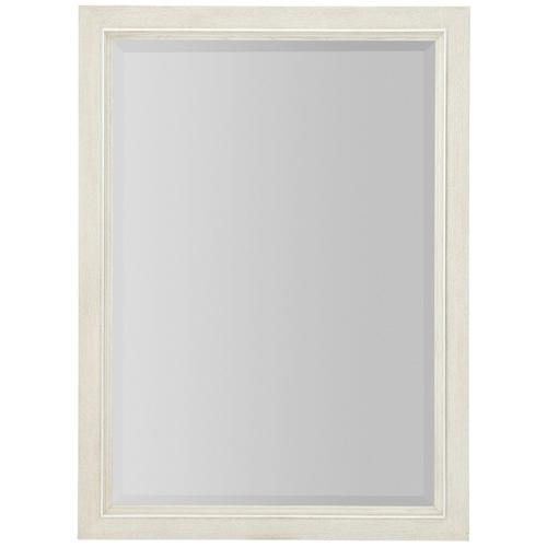 Allure Mirror in Manor White (399)