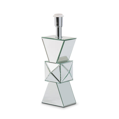 Mirrored Table Lamp (2/pack) 196b