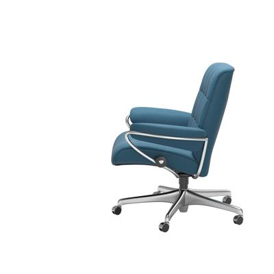 See Details - Stressless® London Home Office Low Back