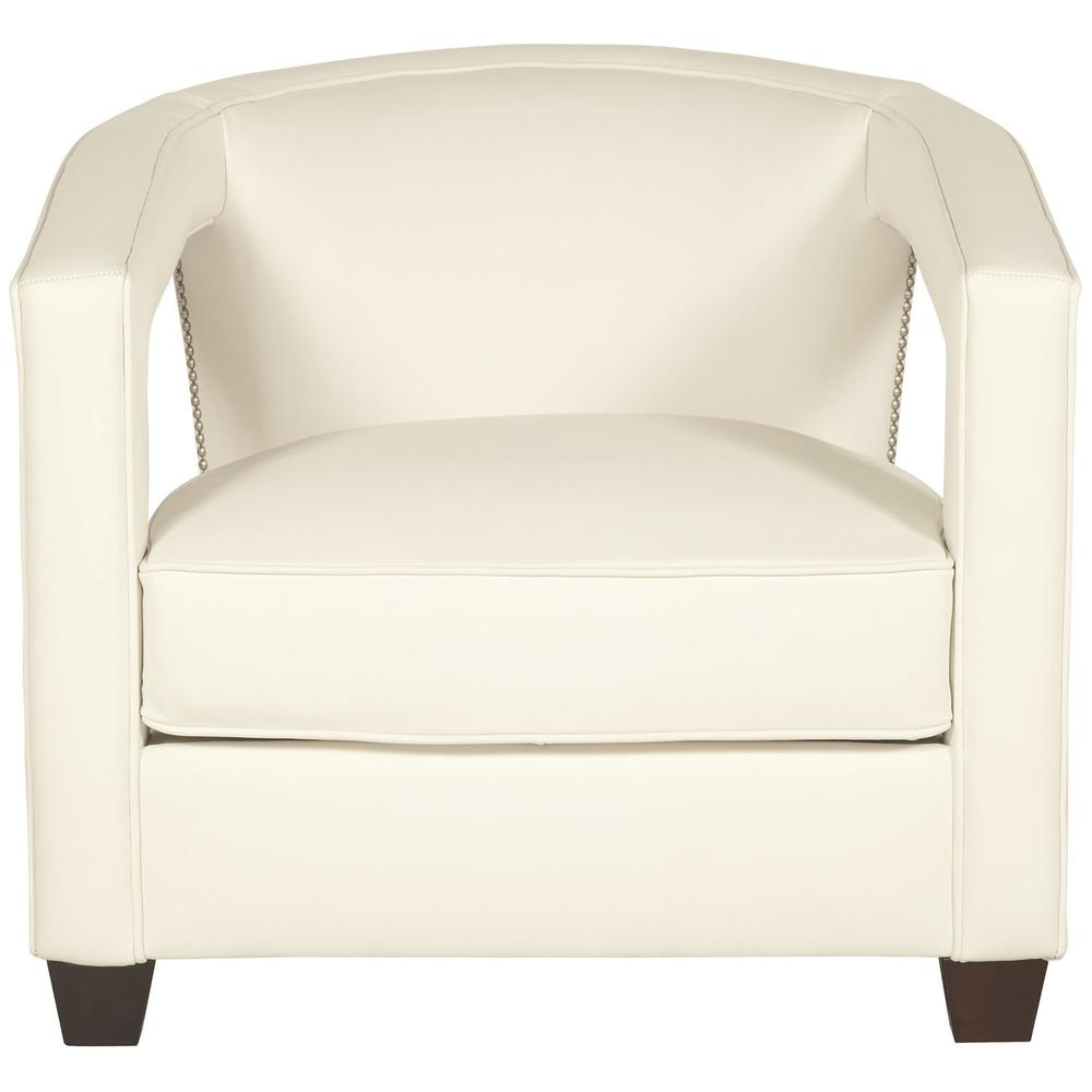 Alana Leather Chair in Molasses (780)