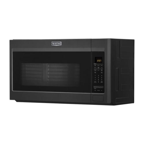 Over-the-Range Microwave with Dual Crisp feature - 1.9 cu. ft.- Minor Case Imperfections