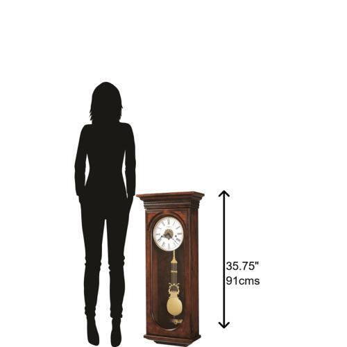 Howard Miller Earnest Wall Clock 620433