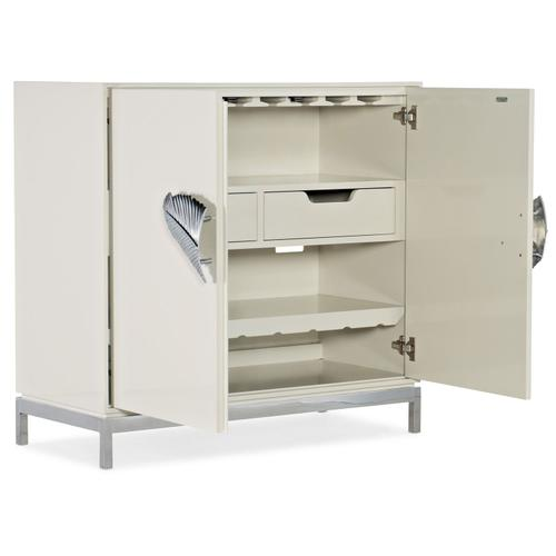 Living Room Melange Dont Leaf Me Cabinet