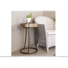 View Product - Martini Table w/ Iron Base