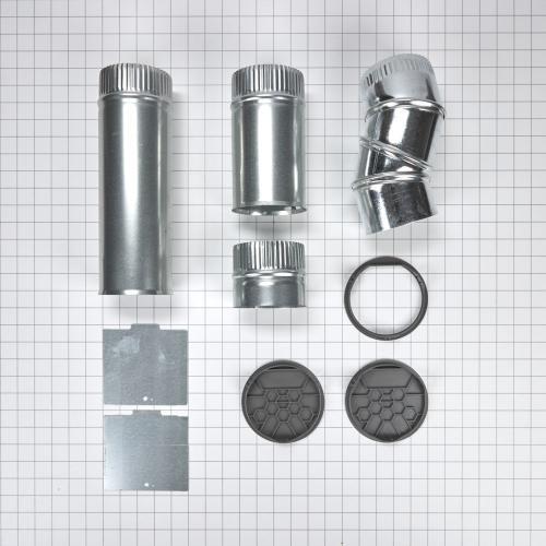 Dryer 4-Way Vent Kit