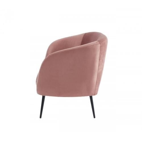 VIG Furniture - Divani Casa Koeing - Modern Coral Fabric Sofa