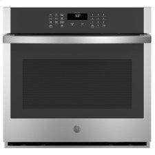 """®30"""" Smart Built-In Self-Clean Single Wall Oven with Never-Scrub Racks"""