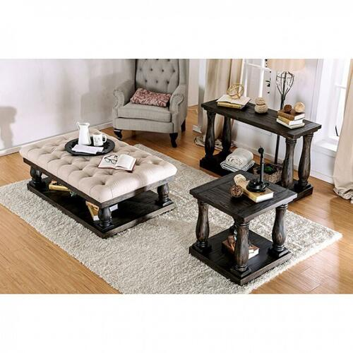 Gallery - Keira Coffee Table W/ Cushion Top