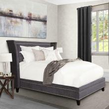 LEAH - GRANITE Queen Bed 5/0