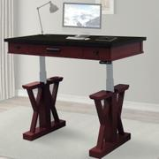 AMERICANA MODERN - CRANBERRY 56 in. Lift Desk Top & Base Cover Product Image