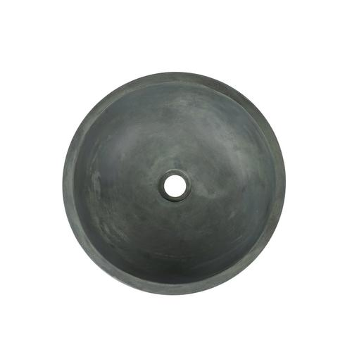 Cordell Small Round Vessel - Copper Green