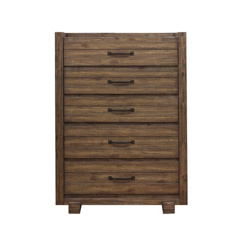 Woodbrook Chest in Brown