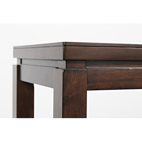 Jofran - Casa Bella Chairside Table- Cherry