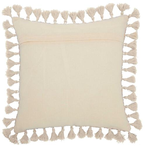 "Life Styles St407 Blush 18"" X 18"" Throw Pillow"