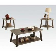 3pc Pack Coffee/end Table Set