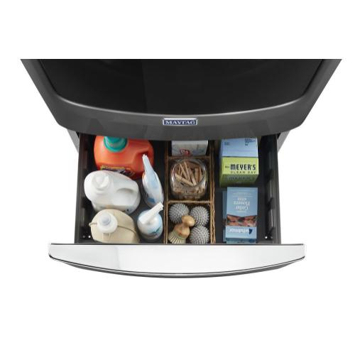 """Product Image - 15.5"""" Pedestal for Front Load Washer and Dryer with Storage"""