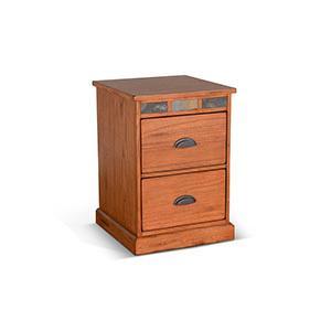 Sunny Designs - Sedona File Cabinet, 2 Drawers