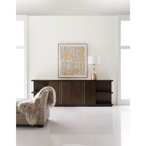 Living Room Melange Alicia Console