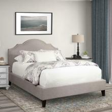 CHARLOTTE - FALSTAFF Upholstered Bed Collection (Grey)