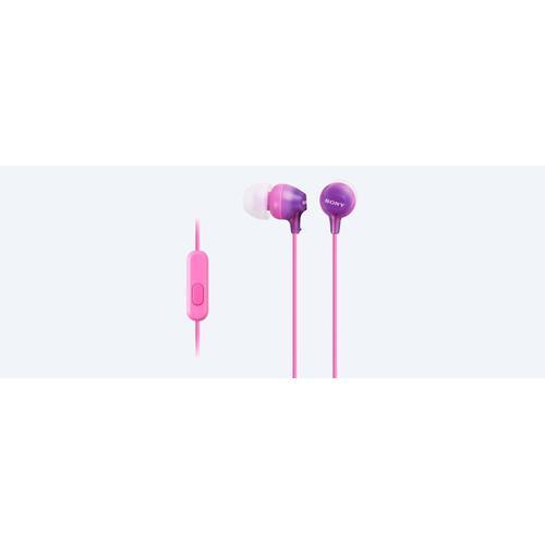 MDR-EX15LP / 15AP In-ear Headphones