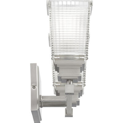 Abbott Bath Light in Brushed Nickel
