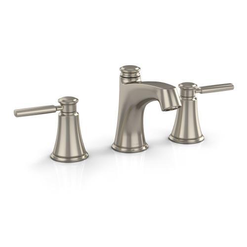 Keane™ Widespread Lavatory Faucet - Brushed Nickel