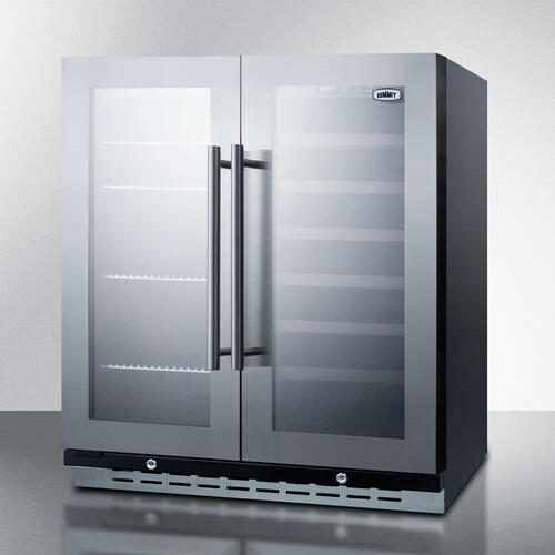 """Product Image - 30"""" Wide Built-in Wine/beverage Center"""