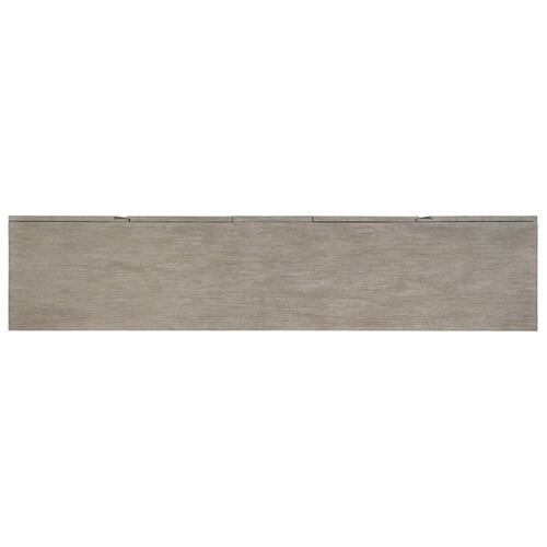 Gallery - Foundations Entertainment Credenza in Light Shale (306)