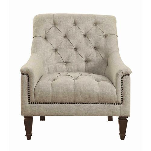 Avonlea Traditional Beige Chair