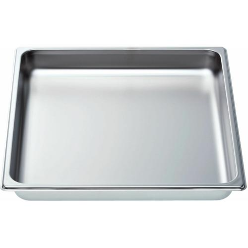 Unperforated Steam Oven Pan (full size) CS2XLH, HEZ36D453 11027159