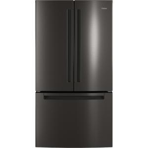 HaierENERGY STAR® 27.0 Cu. Ft. French-Door Refrigerator
