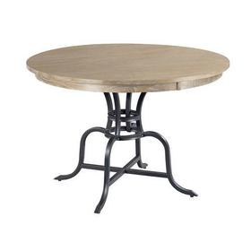 """The Nook 44"""" Round Dining Table"""