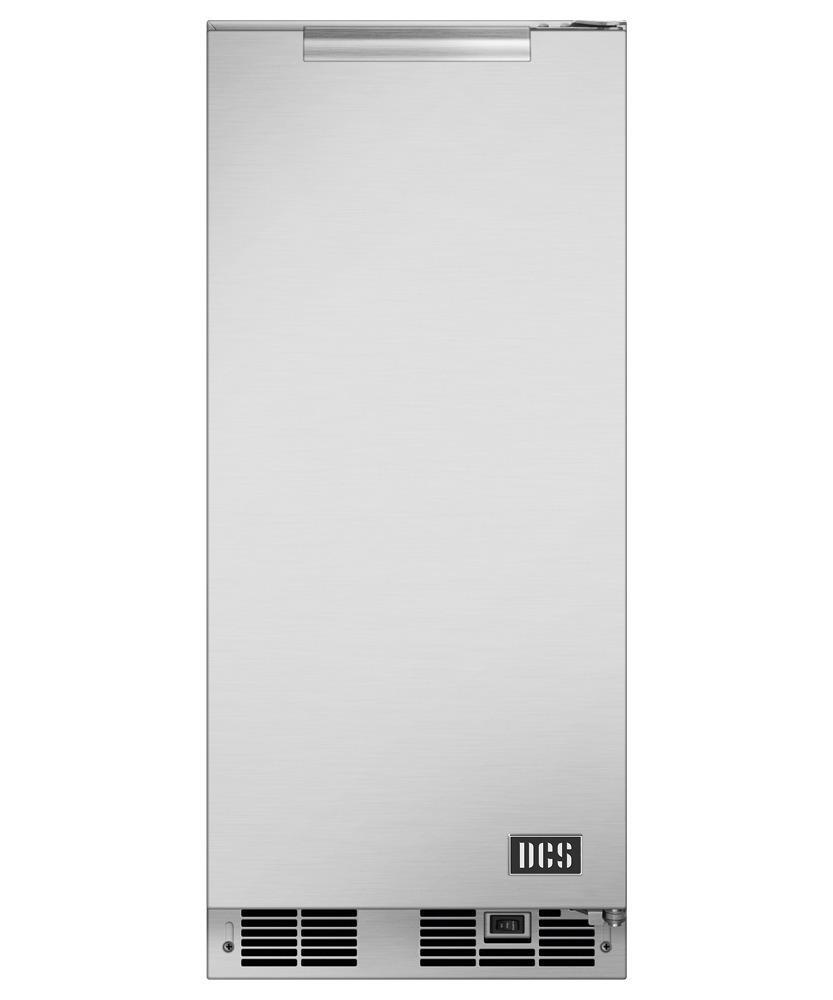 "Dcs15"" Outdoor Ice Machine, Right Hinge"