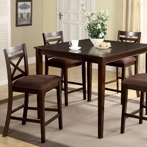 Weston I 5 Pc. Counter Ht. Table Set
