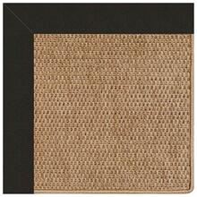 "View Product - Islamorada-Basketweave Canvas Black - Rectangle - 24"" x 36"""