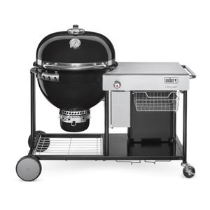 WeberSUMMIT® CHARCOAL GRILLING CENTER - 24 INCH BLACK