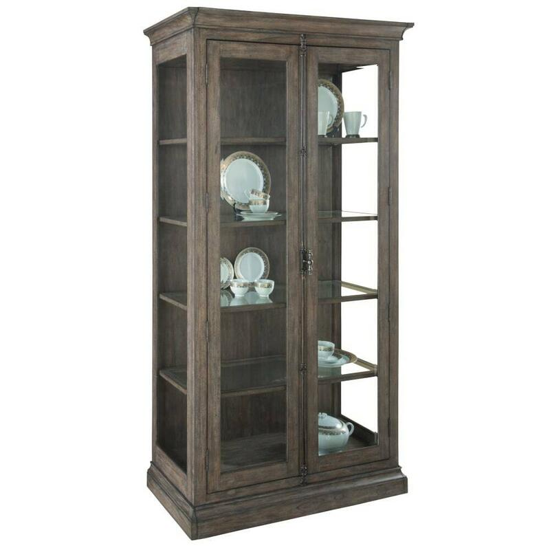 2-3528 Lincoln Park Display Cabinet
