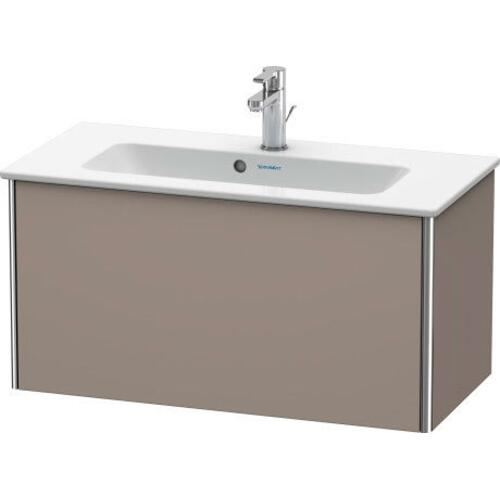 Product Image - Vanity Unit Wall-mounted Compact, Basalt Matte (decor)