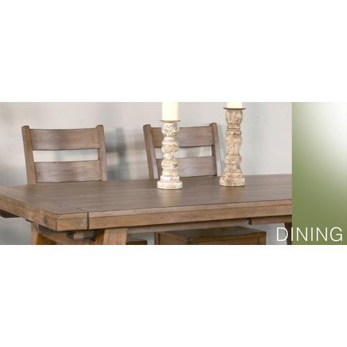 Sunny Designs - Bench w/ Turnbuckle