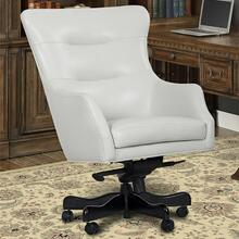 DC#122-ALA - DESK CHAIR Leather Desk Chair