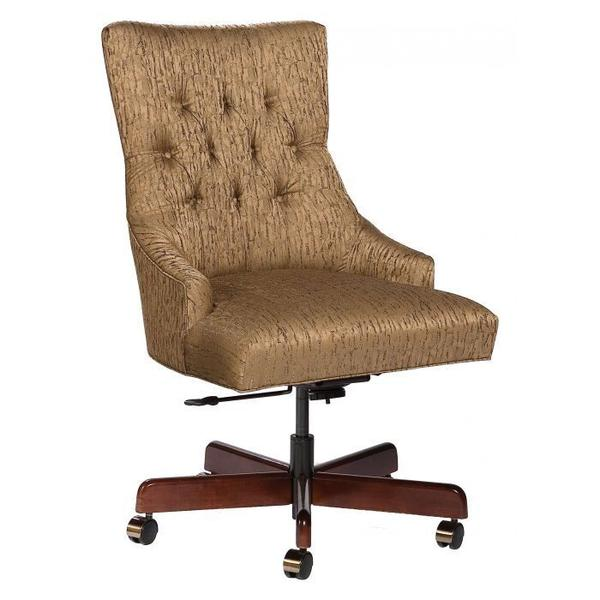 See Details - Clancy Office Swivel Chair