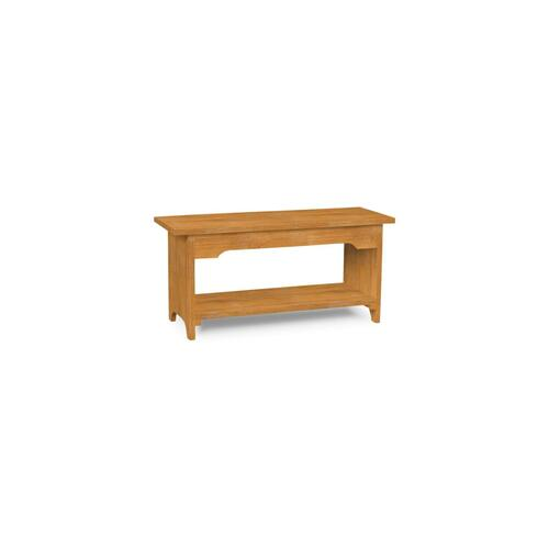 36'' Brookstone Bench