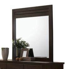 ACME Panang Mirror - 23374 - Mahogany