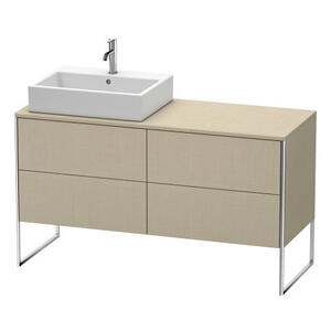 Vanity Unit For Console Floorstanding, Linen (decor)