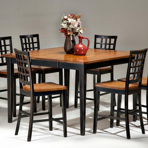 Arlington Slat Back Stool