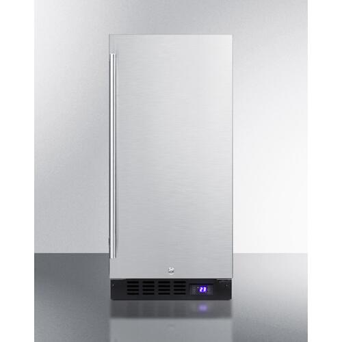 "Summit - 15"" Built-in All-freezer"