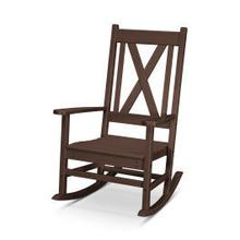 View Product - Braxton Porch Rocking Chair in Mahogany