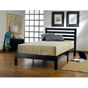Hillsdale Furniture - Aiden Twin Bed In One - Black