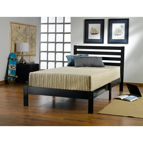 Aiden Twin Bed In One - Black